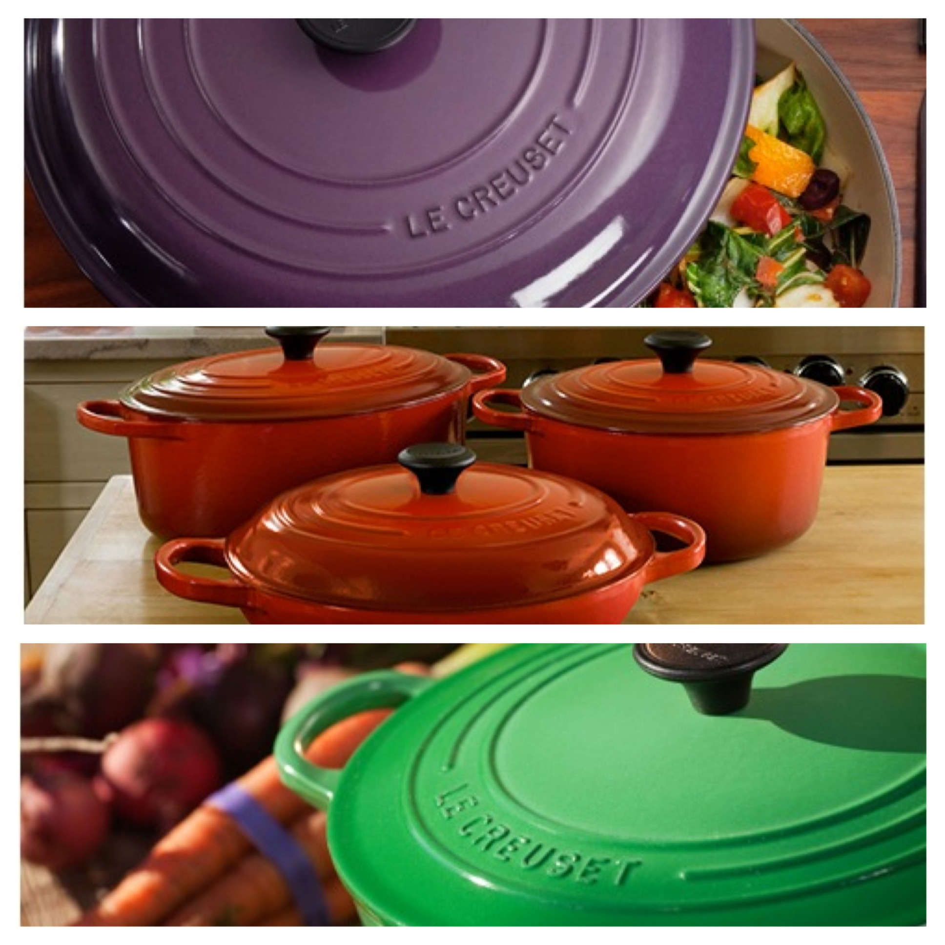 Le Creuset In Castle Rock Goes Eclectic Eclectic Entertaining